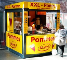 xxl Pommesbude Leipzig